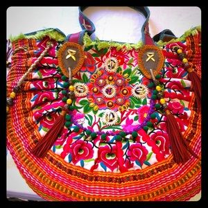 Beautifully detailed bag